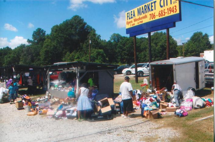 You can find it all at Flea Market City. We provide a friendly, open environment that both customers and vendors can enjoy.