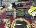 Come browse our large selection of brass decor or take home a vintage suit case.