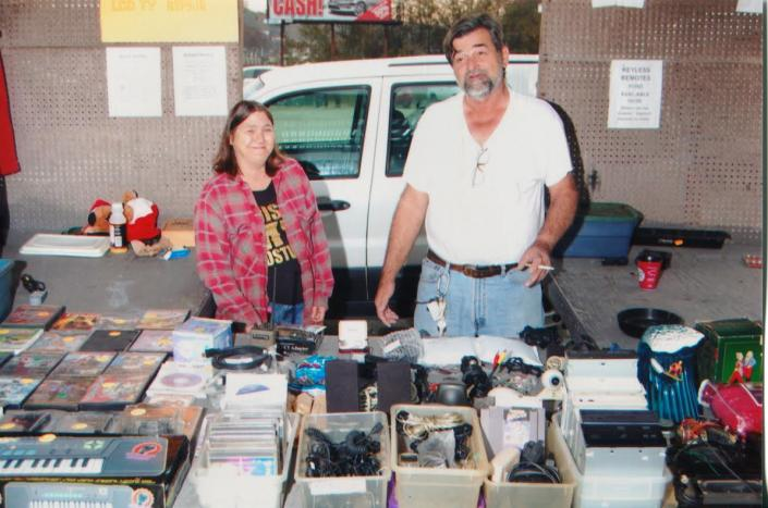 At Flea Market City, you will discover all kinds of treasures. Come check out our large selection of electronic supplies and accessories. Discover a great deal on a favorite movie.